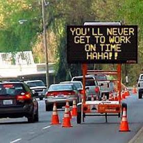 In ritardo al lavoro? Qual è la tua scusa?