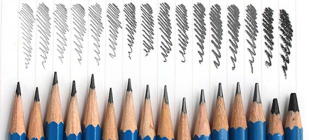 Classificazione delle matite