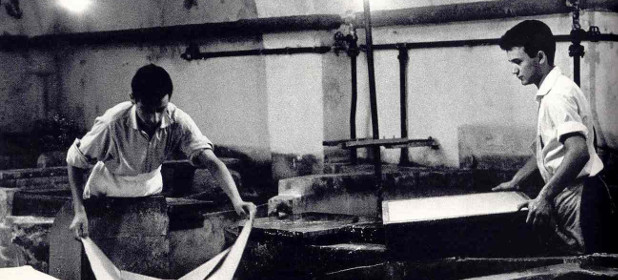 Cartiere Burgo: la storia
