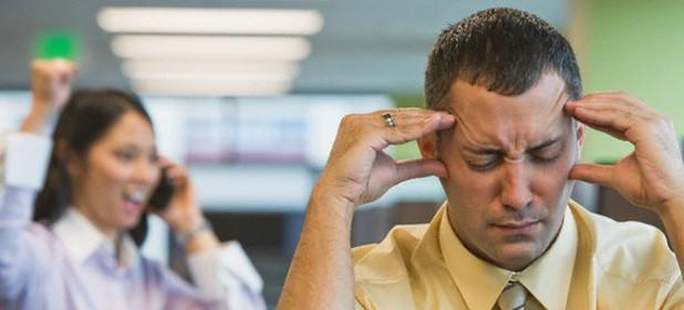 Concentrarsi in ufficio nonostante il rumore