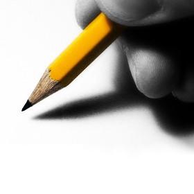 Materiale da disegno: scegliere carta, matita e gomma