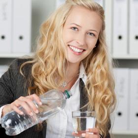 Importanza di bere acqua