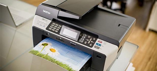 Scegliere la stampante