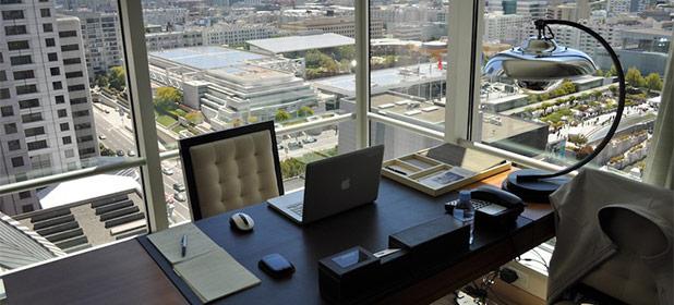 Ordine e organizzazione della scrivania
