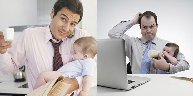 Giornata dei figli al lavoro