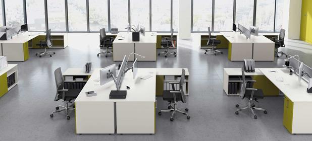Open space ufficio