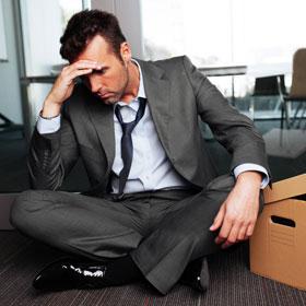 Affrontare il licenziamento con forza di volontà