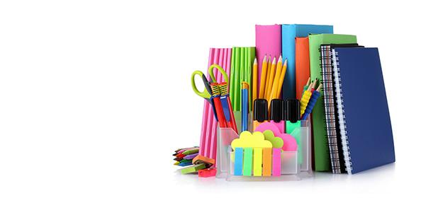 12 prodotti di cancelleria per apertura nuova attivit for Materiale per ufficio