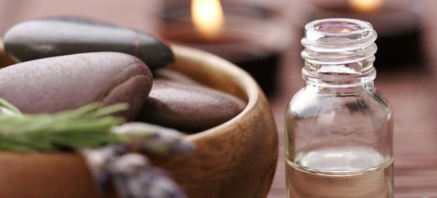 Aroma terapia in ufficio