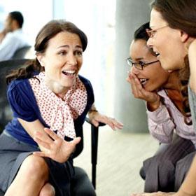 I pettegolezzi in ufficio sono un bene o un male?