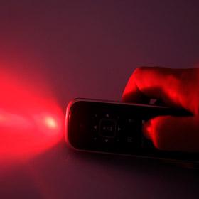 PC, microfono, videoproiettore e.. puntatore laser