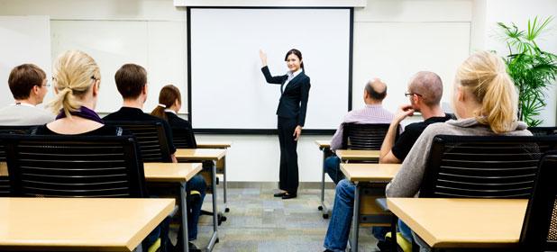 Esporre una presentazione professionalmente