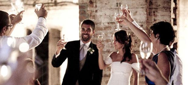 Invitare i colleghi al matrimonio