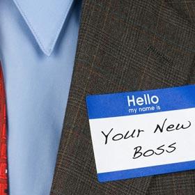 Come accogliere un nuovo capo in ufficio