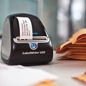 Come scegliere l'etichettatrice per ufficio più adeguata
