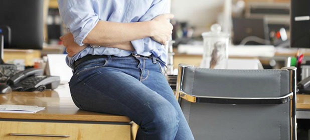 Jeans in ufficio