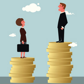 Gender Pay Gap, il divario salariale tra donne e uomini