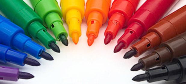 Pennarelli colorati