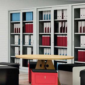 Organizzazione dei documenti in ufficio