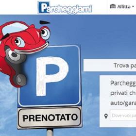 Trova parcheggio a Milano con Parcheggiami!
