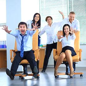 Ecco come star bene ed essere felici in ufficio
