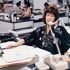 Film sulla vita in ufficio dagli anni '60 ad oggi