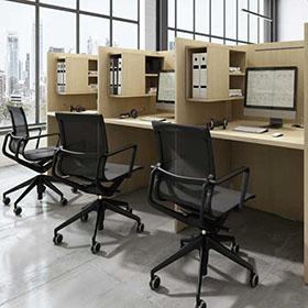Il mini-ufficio è l'ultima moda per il lavoro da casa