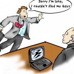 Scusarsi per il ritardo sul lavoro in modo professionale