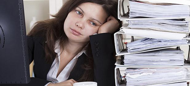 Mal d'ufficio e insofferenza al lavoro