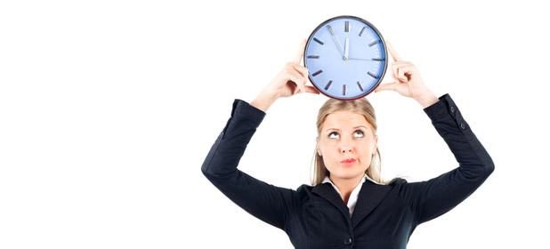 Orologio biologico per il lavoro