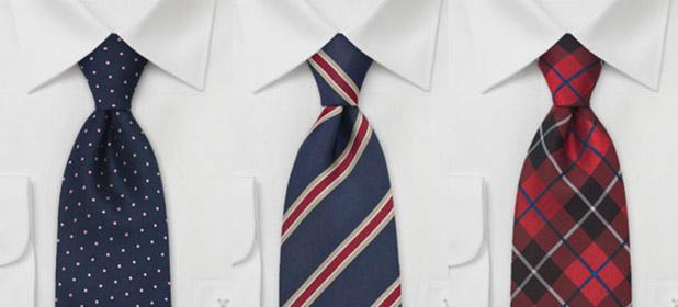 Scegliere la cravatta giusta per un colloquio di lavoro