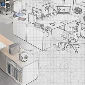 Arredare l'ufficio tra funzionalità e design
