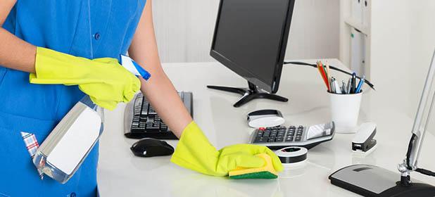 Impresa di pulizie per l'ufficio