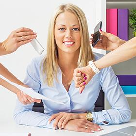 6 piccole regole per migliorare la vita in ufficio