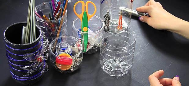 Plastica per arredare l'ufficio
